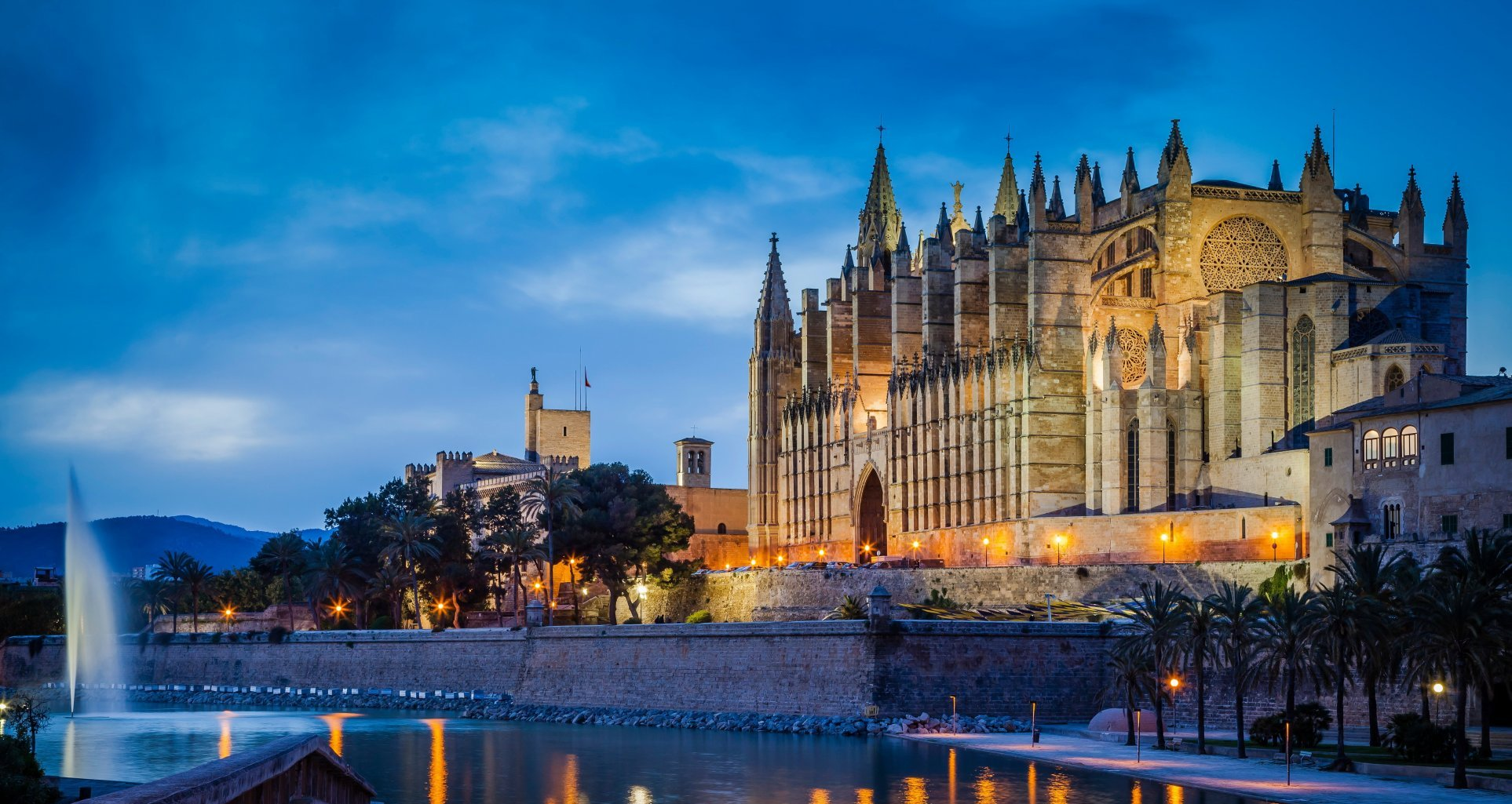 Kathedral Mallorca Groupenreisen Incentives