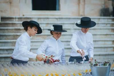 X-Events Mallorca Referenz Dinner party auf finca